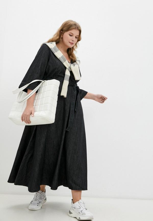 Платье джинсовое Marina Rinaldi Sport