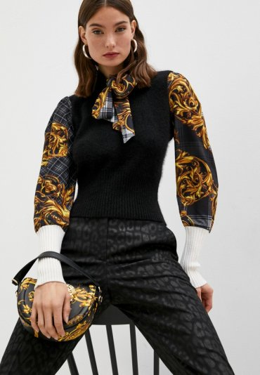 Пуловер Versace Jeans Couture