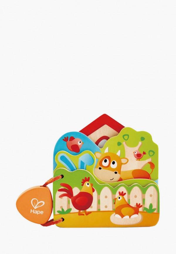 Книжка-игрушка Hape
