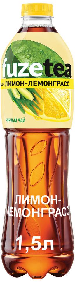 Чай черный Fuzetea Лимон-Лемонграсс 1.5л