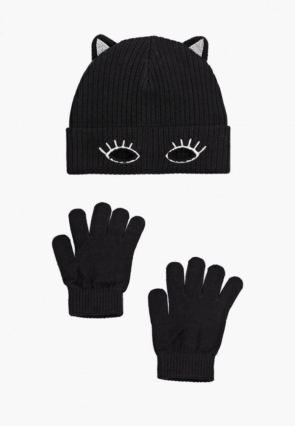 Шапка и перчатки PlayToday