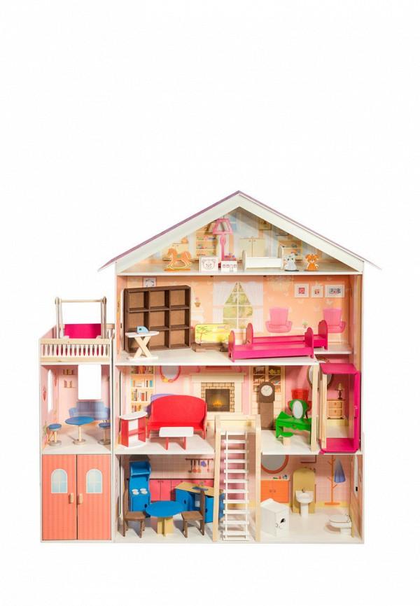 Дом для куклы Paremo