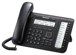 VoIP-телефон Panasonic KX-NT553 черный