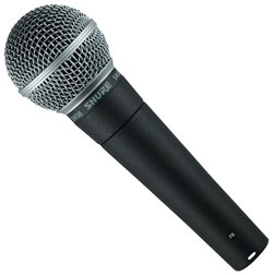 Микрофон Shure SM58-LC