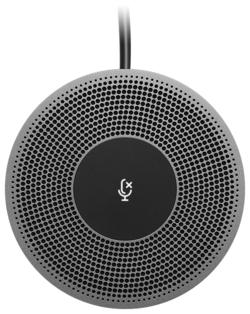 Микрофон Logitech MeetUp Expansion Mic 989-000405