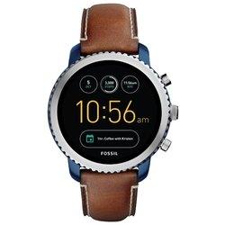 Умные часы FOSSIL Gen 3 Smartwatch Q Explorist (leather)