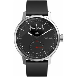 Умные часы Withings ScanWatch 42мм with silicone band