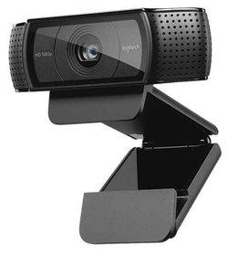 Веб-камера Logitech HD Pro Webcam C920e