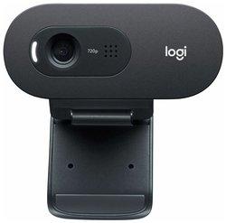Веб-камера Logitech HD Business Webcam C505e