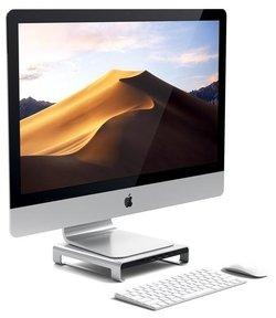 Подставка Satechi Aluminum Monitor Stand Hub