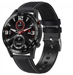 Умные часы GARSline DT95 (кожа)