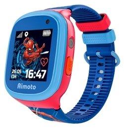 Детские умные часы Aimoto Marvel Человек-паук