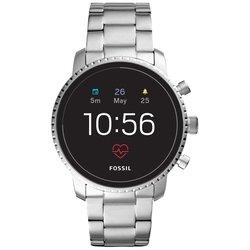 Умные часы FOSSIL Gen 4 Smartwatch Explorist HR (stainless steel)