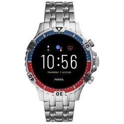 Умные часы FOSSIL Gen 5 Smartwatch Garrett HR (stainless steel)