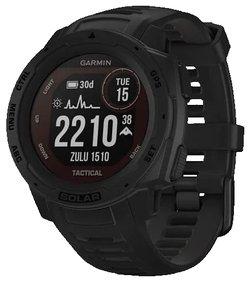 Умные часы Garmin Instinct Solar Tactical