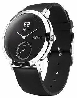 Умные часы Withings Steel HR 40мм
