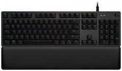 Игровая клавиатура Logitech G G513 Carbon GX Brown Tactile RGB USB (920-009329)
