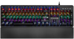 Игровая клавиатура Defender Reborn GK-165DL