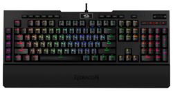 Игровая клавиатура Redragon Brahma Pro Black USB
