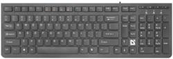 Игровая клавиатура Defender UltraMate SM-530 RU Black USB