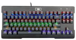 Игровая клавиатура Redragon Visnu Rainbow Black USB
