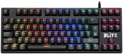 Игровая клавиатура Defender Blitz GK-240L RU Rainbow Black USB