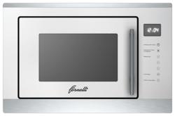 Микроволновая печь встраиваемая Fornelli MGA 60 RIFLESSO WH