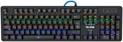 Игровая клавиатура Defender Paladin GK-370L Black