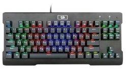 Игровая клавиатура Redragon Visnu RGB Black USB