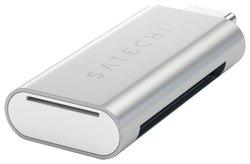 Кардридер Satechi Aluminum Type-C Micro/SD Card Reader