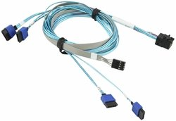 Комплект кабелей Supermicro CBL-SAST-0699