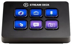 Клавиатура Elgato Stream Deck Mini