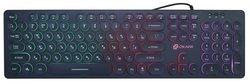 Клавиатура OKLICK 420MRL Black USB