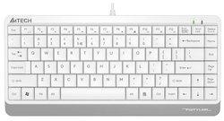 Клавиатура A4Tech Fstyler FK11 White USB