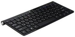 Клавиатура Jet.A SlimLine K9 W Black USB