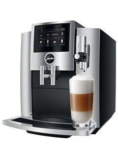 Кофемашина Jura S8 (EA) Chrome