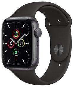 Умные часы Apple Watch SE GPS 44мм Aluminum Case with Sport Band