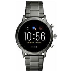 Умные часы FOSSIL Gen 5 Smartwatch The Carlyle HR (stainless steel)