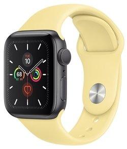 Умные часы Apple Watch Series 5 GPS 40мм Aluminum Case with Sport Band