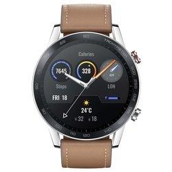 Умные часы HONOR MagicWatch 2 46мм leather strap