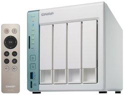 Сетевой накопитель (NAS) QNAP D4 Pro