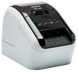 Термальный принтер этикеток Brother QL-800