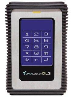 Портативный диск с аппартным шифрованием DataLocker DL3 SSD USB 3.0 960 ГБ
