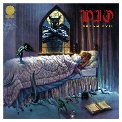 Dio. Dream Evil (LP)