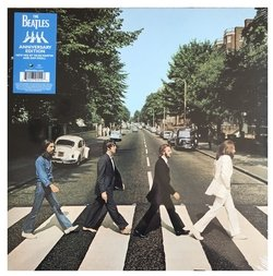 The Beatles. Abbey Road. 50th Anniversary Edition