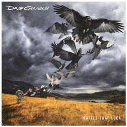 David Gilmour. Rattle That Lock (LP)