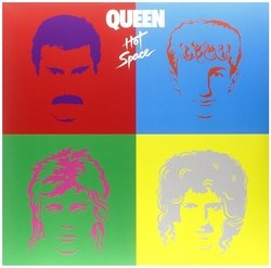 Queen. Hot Space (LP)