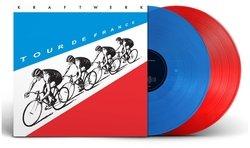 Kraftwerk. Tour De France. Coloured Red & Blue Vinyl (2 LP)
