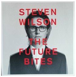 Steven Wilson. The Future Bites: Colored White Vinyl (LP)