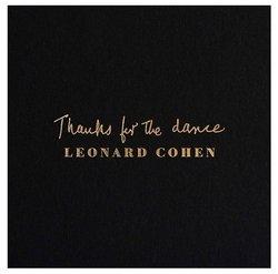Leonard Cohen. Thanks For The Dance (LP)